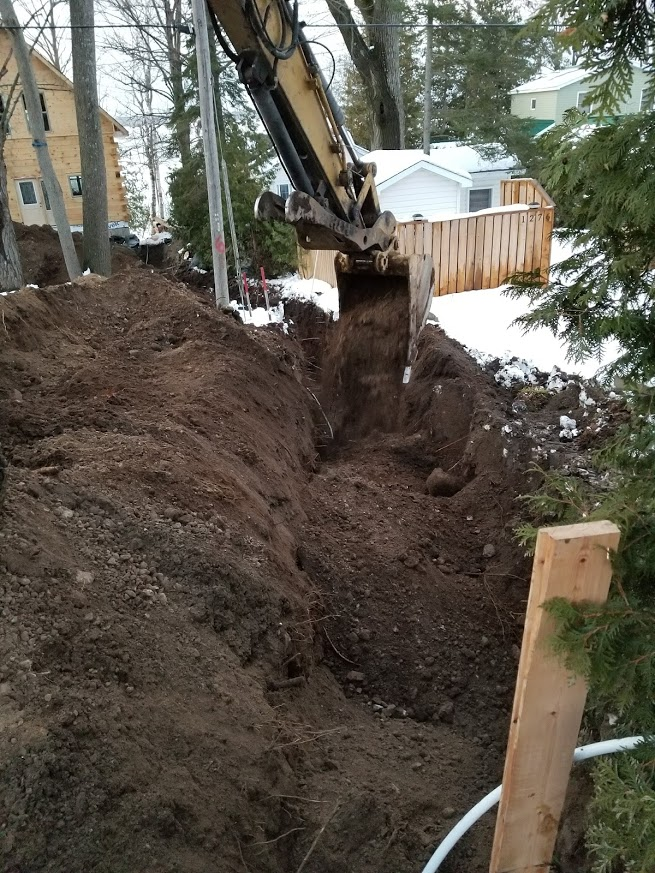 Excavator Services